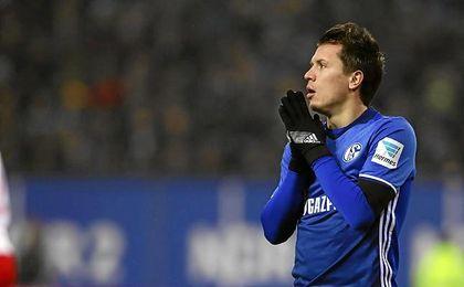 El ucraniano hará la pretemporada con el Schalke 04.