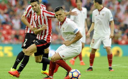 Kranevitter no ha triunfado en el Sevilla.