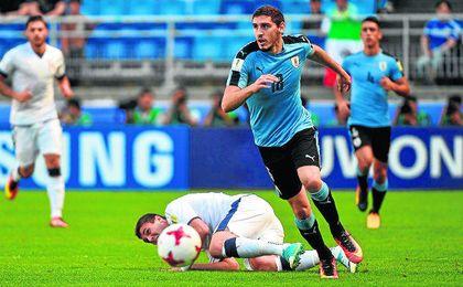 Rogel ha brillado en el Mundial sub 20.