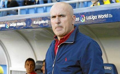 Luis César, nuevo entrenador del Real Valladolid