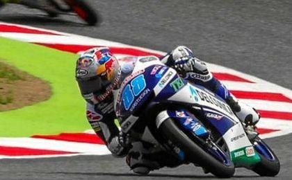 Jorge Martín fue el más rápido.