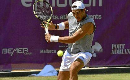 """Toni Nadal: """"Rafa llega bien a Wimbledon pero depende mucho del sorteo"""""""