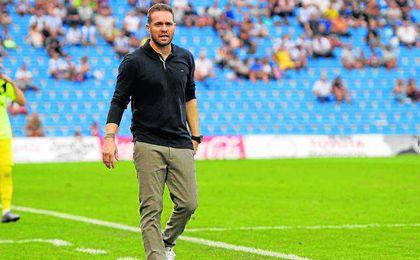 Tevenet será presentado hoy como nuevo entrenador del Sevilla Atlético.