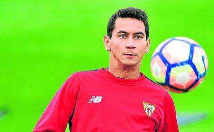 Berizzo quiere ver durante la pretemporada al brasileño Paulo Henrique Ganso.