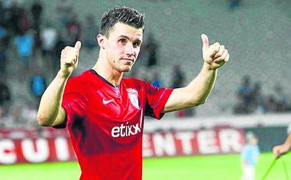 Sébastien Corchia es uno de los nombres que maneja el Sevilla por si decide reforzar el lateral derecho.