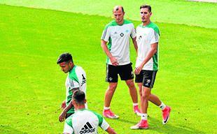 El Betis tratará de rescindir a Nahuel (girado) y Zozulia; Álex Alegría, cedido ya al Levante.