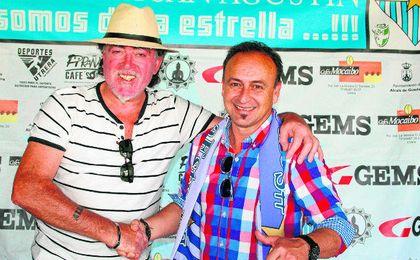 Antonio Montero Tierno y Carlos Conejero están conformando el nuevo plantel.