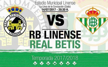 El Betis de Setién se estrenará ante la Balona el 14 de julio
