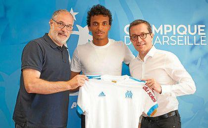 El Marsella ficha al brasileño Luiz Gustavo, procedente del Wolfsburg
