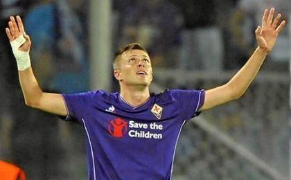 Ilicic refuerza al Atalanta de cara a su participación en la Europa League