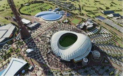 El Khalifa International Stadium de Doha, construido con vistas al Mundial, fue inagurado el pasado mes de mayo.