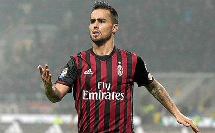 Montella dice que no ve problemas para que Suso renueve con el Milan