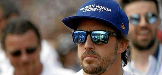 Alonso, bicampeón del mundo de F1.