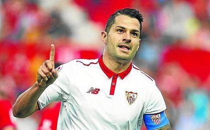 Vitolo no regresará a Sevilla y podría ser presentado jueves o viernes con Las Palmas.