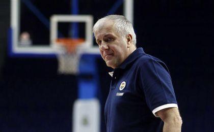 Obradovic, tres veces elegido mejor entrenador de Europa.