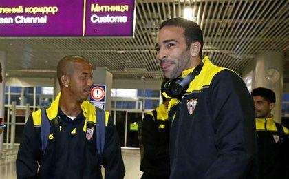 Mariano Ferreira y Adil Rami podrían hacer las maletas más pronto que tarde.