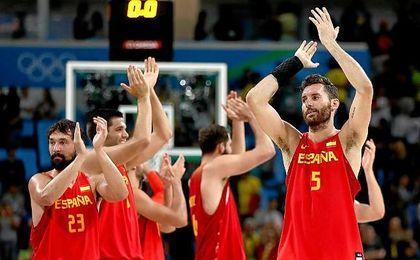 Venezuela, rival de España en la preparación del Eurobasket