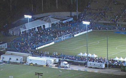 Amenaza de bomba obliga a evacuación en UCLA, donde se entrena el Real Madrid