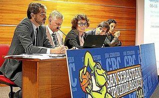 El Gipuzkoa Basket presenta documentación y avales para ingresar en la ACB