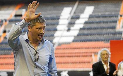 El búlgaro marcó 101 goles con el primer equipo che.