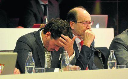 La dimisión de Del Nido Carrasco como vicepresidente es el último capítulo (por ahora) de la fractura existente en el consejo.