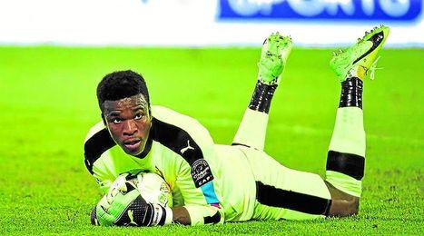Fabrice Ondoa se incorporó a los entrenamientos.