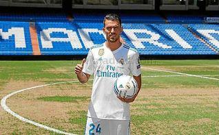 """Ceballos: """"Mi sueño sería alcanzar los objetivos de Ramos en el Real Madrid"""""""