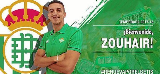 Feddal, nuevo jugador del Betis.