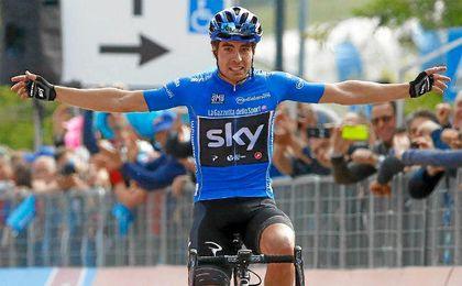 Landa ilumina el ciclismo español en el ocaso de Contador
