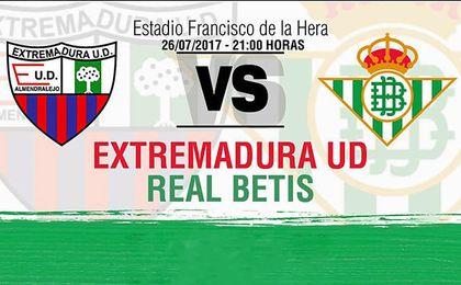 Así vivimos en directo el Extremadura-Real Betis