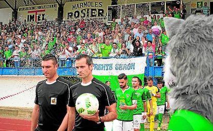 Milla Alvendiz debutará esta temporada en Segunda división.