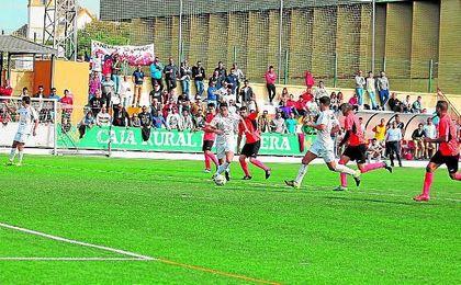 Salvi anotó la pasada campaña cuatro goles con el Utrera en el Grupo X de Tercera.