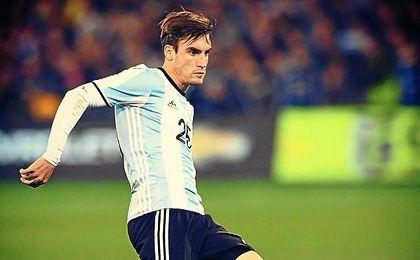 Sampaoli cuenta con Tagliafico en la selección argentina.