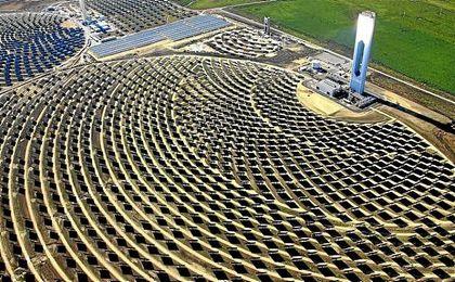 Andalucía a nivel europeo en el consumo de energía de origen renovable