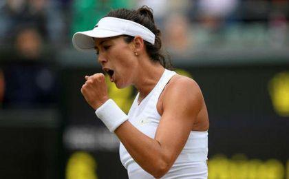 Muguruza se mantiene en la cuarta posición del ranking WTA