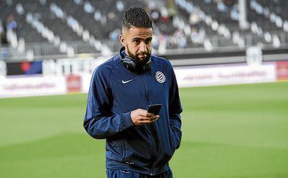 Ryad Boudebouz está impaciente por que se concrete el traspaso.