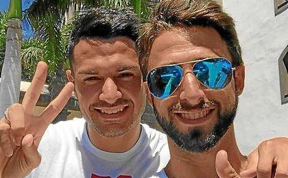 Nico Pareja ha hablado sobre las formas de Vitolo en su salida del Sevilla.
