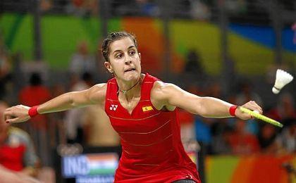 """Carolina Marín: """"Voy a ir a por la medalla de oro en Glasgow"""""""