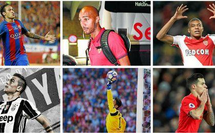 Neymar, el efecto dominó y el Sevilla