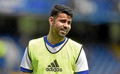 Diego Costa pedirá 'transfer request' al Chelsea para fichar por el Atlético