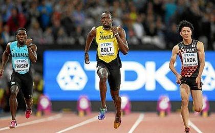 Bolt inicia la cuenta atrás