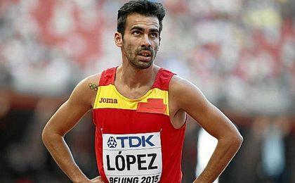 """Kevin López: """"Estaba convencido de que al final tendría un hueco"""""""