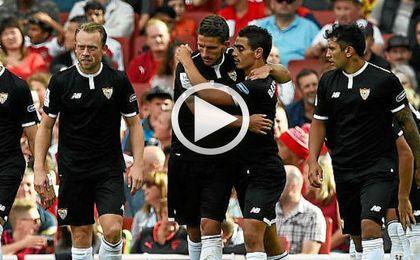 Southampton-Sevilla FC, en directo