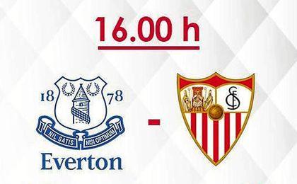 Everton-Sevilla FC, así lo vivimos en directo