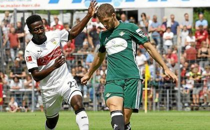 Stuttgart 1-2 Betis: Sergio León y Fabián firman el segundo triunfo veraniego