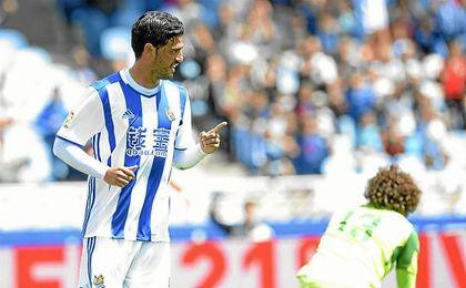 Oficial: Principio de acuerdo de la Real Sociedad para la salida de Carlos Vela