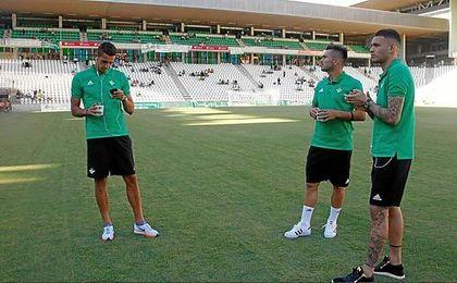 Así vivimos el Córdoba-Real Betis