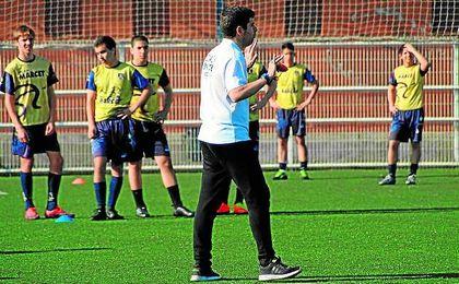 Marc Domínguez no dudó en afrontar el nuevo reto que se le presentó en la Ciudad de las Torres.