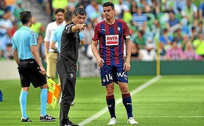 Dani García, de 27 años, es el capitán del equipo armero.