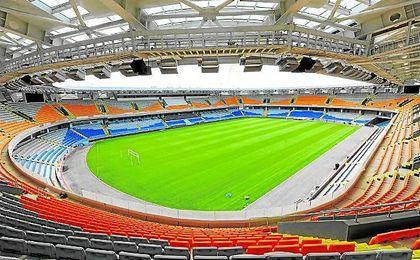 El Fatih Terim no presenta en los partidos el ambiente infernal propio de los estadios turcos.